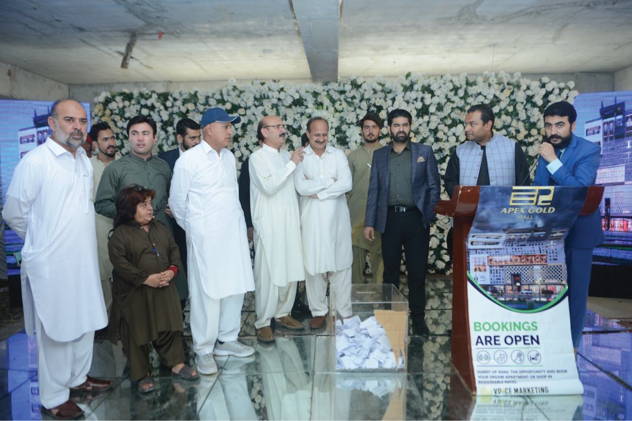 Syed Shafqat Hussain Shah Invites Noor Naib And Honorable guests at Stage